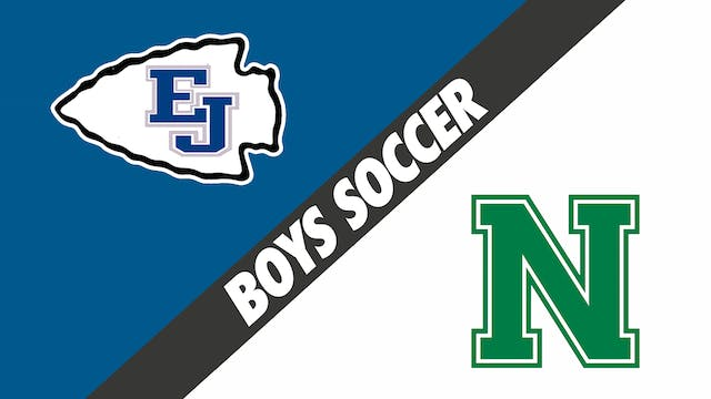 Boys Soccer: East Jefferson vs Newman