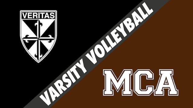 Varsity Volleyball: Dominican vs Moun...