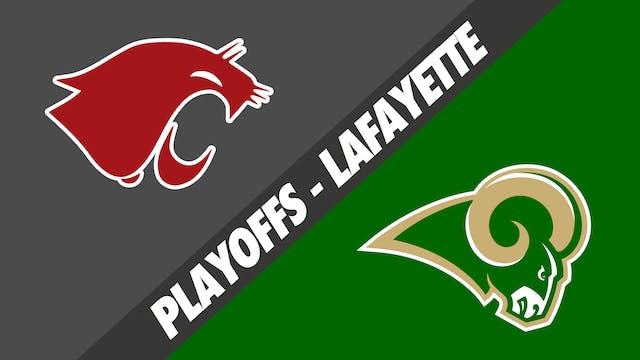 Lafayette Playoffs: Destrehan vs Acad...
