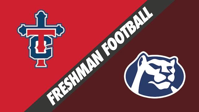 Freshman Football: Teurlings Catholic vs St. Thomas More