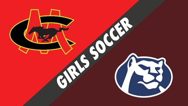 Girls Soccer: Caddo Magnet vs St. Thomas More