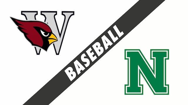 Baseball: E.D. White vs Newman