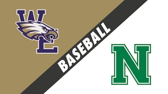 Baseball: Warren Easton vs Newman