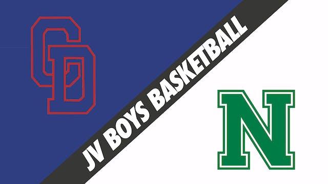 JV Boys Basketball: Country Day vs Ne...