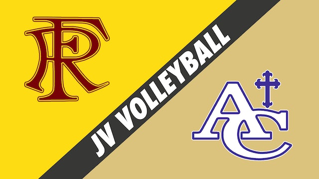 JV Volleyball: False River vs Ascension Catholic