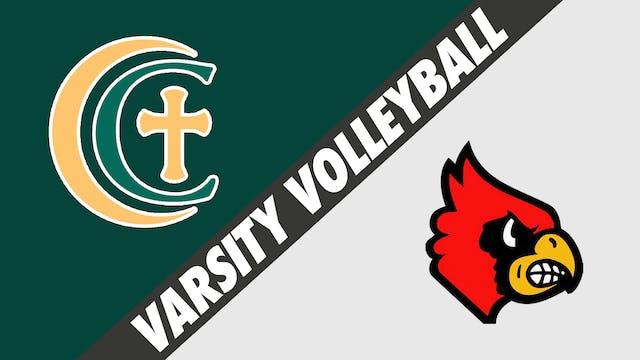 Varsity Volleyball: Cabrini vs Sacred...