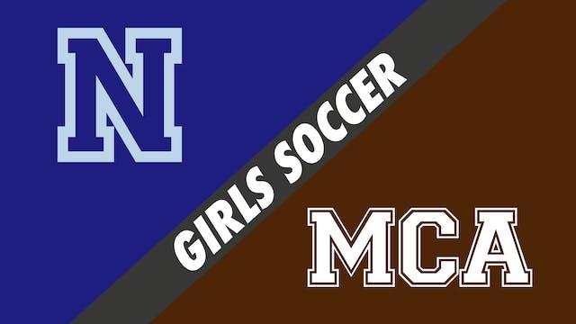 Girls Soccer: Northshore vs Mount Carmel