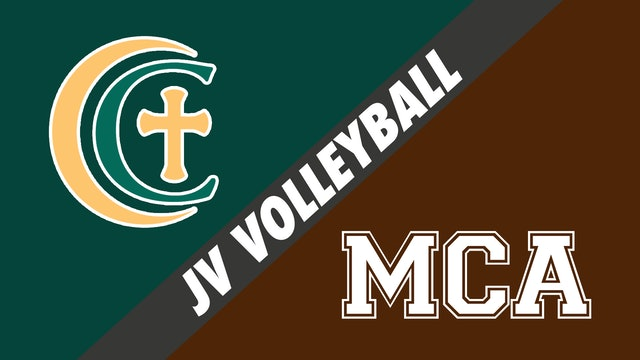 JV Volleyball: Cabrini vs Mt. Carmel
