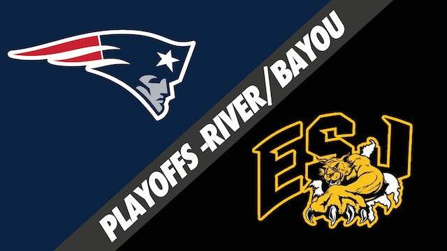 River Parish/Bayou: John Ehret vs East St. John