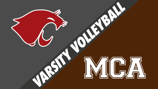 Varsity Volleyball: Destrehan vs Mount Carmel