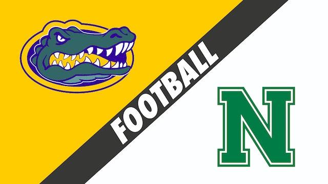 Football: Fisher vs Newman