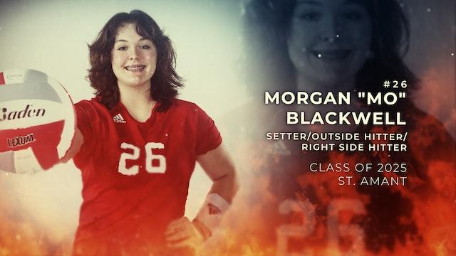 "Ignite Introduction- Morgan ""Mo"" Blackwell"