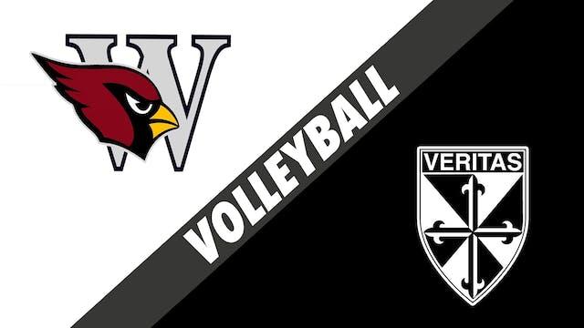 Volleyball: E.D. White vs Dominican