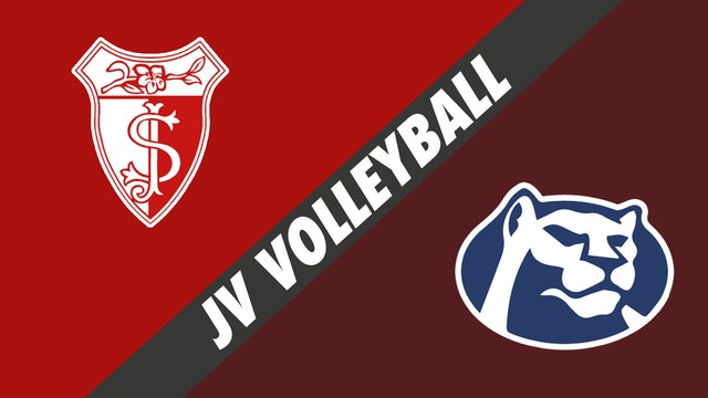 JV Volleyball: St. Joseph's vs St. Thomas More