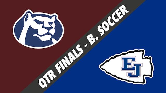 Boys Soccer: St. Thomas More vs East Jefferson