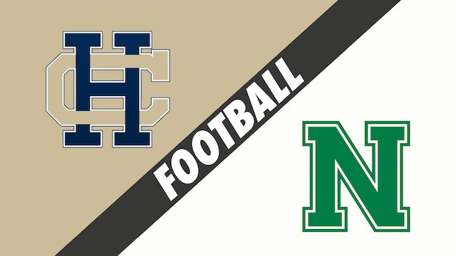 Football Scrimmage: Holy Cross vs Newman