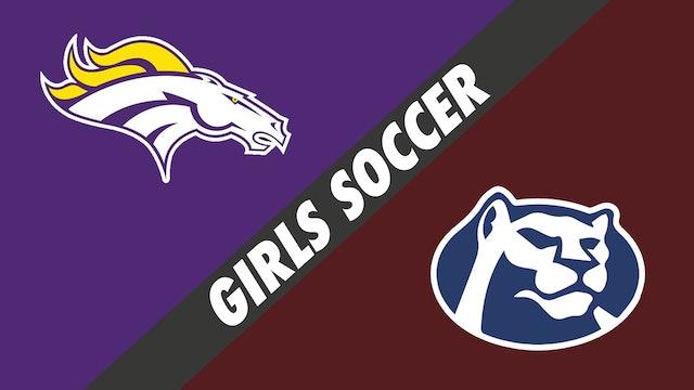 Girls Soccer: 2nd Round Playoffs- Sam Houston vs St. Thomas More