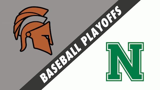 Baseball Playoffs- Game 1: Houma Christian vs Newman