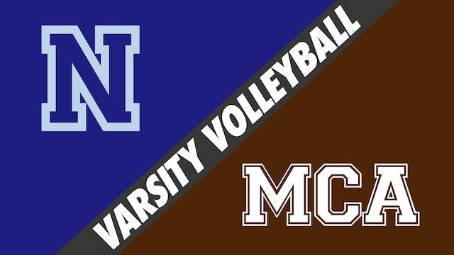 Varsity Volleyball: Northshore vs Mt. Carmel