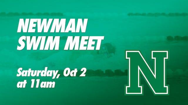 Newman Swim Meet