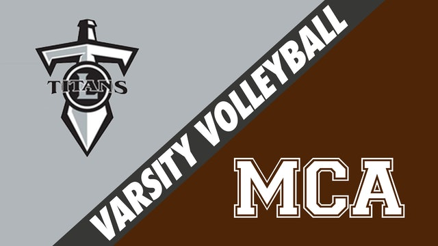 Varsity Volleyball: Lakeshore vs Mt. Carmel