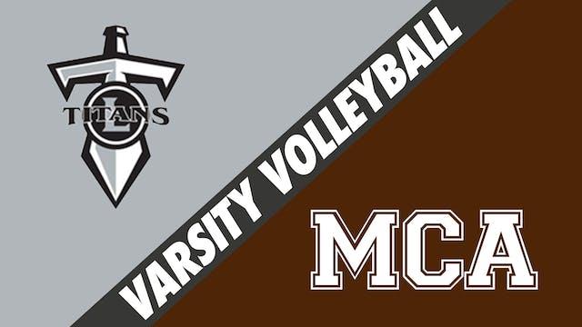 Varsity Volleyball: Lakeshore vs Mt. ...