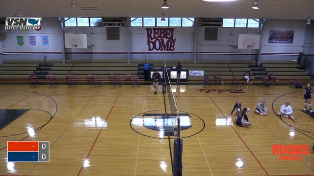 Varsity Volleyball: Assumption vs Teu...