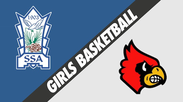 Girls Basketball: St. Scholastica vs Sacred Heart