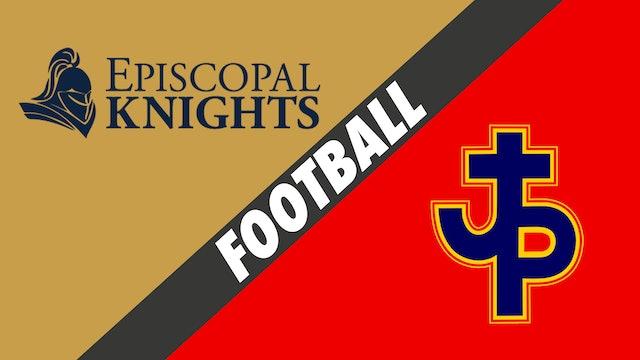 Football: Episcopal School of Baton Rouge vs Pope John Paul