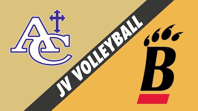 JV Volleyball: Ascension Catholic vs Brusly - Part 2