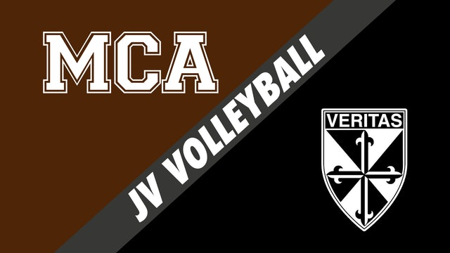 JV Volleyball: Mount Carmel vs Dominican