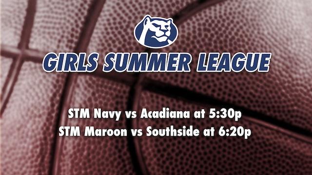 STM Girls Summer League: June 16th