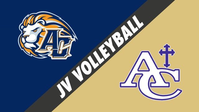 JV Volleyball: Ascension Christian vs Ascension Catholic