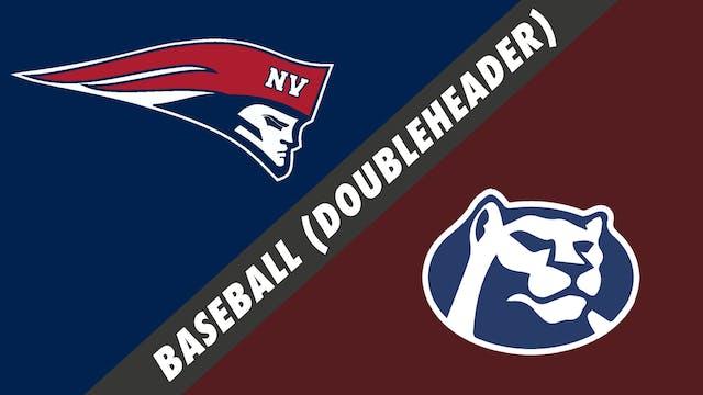 Freshman/JV Baseball Doubleheader: No...