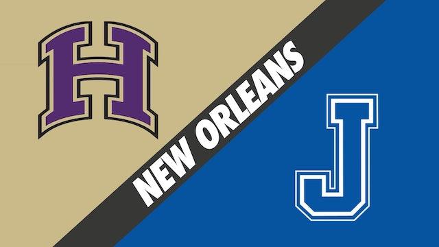 New Orleans: Hahnville vs Jesuit