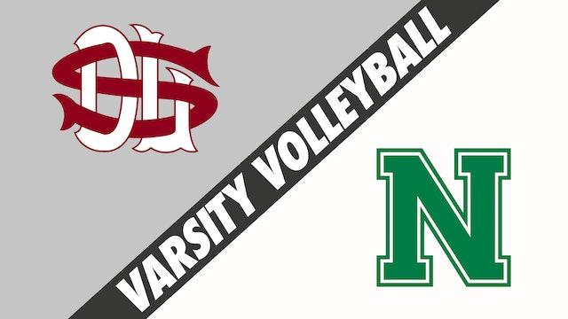 Varsity Volleyball: De La Salle vs Newman