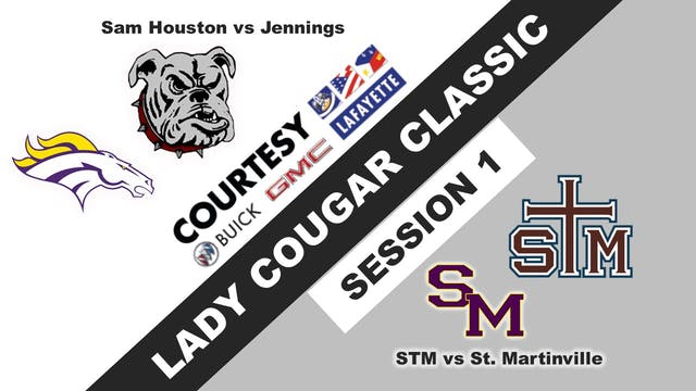Lady Cougar Classic: Session 1