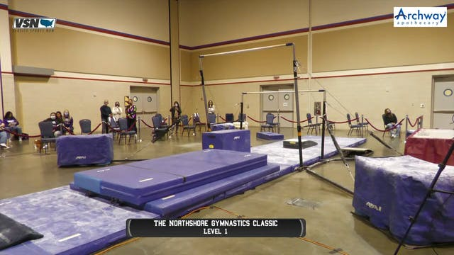 The North Shore Gymnastics Classic: B...