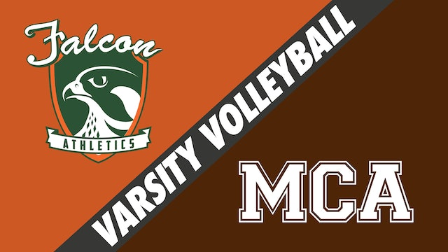 Varsity Volleyball: Ben Franklin vs Mount Carmel