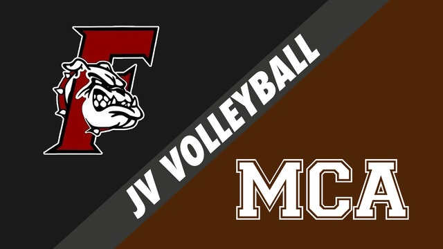 JV Volleyball: Fontainebleau vs Mount Carmel
