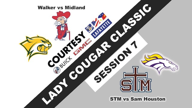 Lady Cougars Classic: Session 7