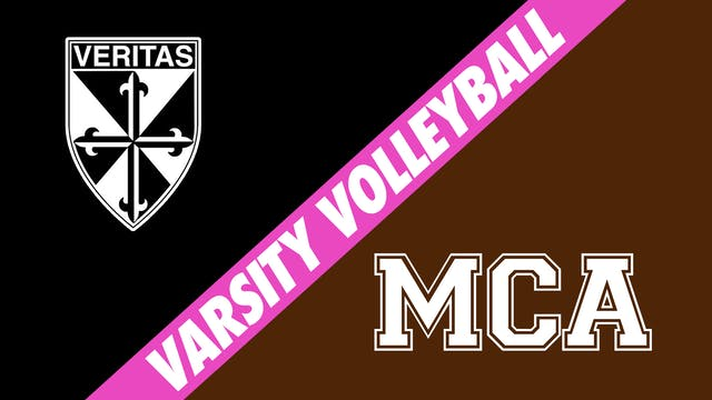 Varsity Volleyball: Dominican vs Moun...