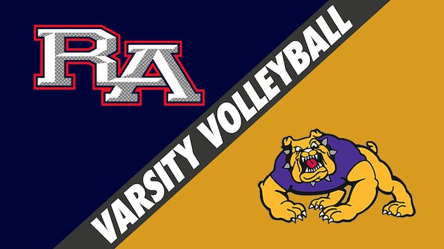Varsity Volleyball: Riverside vs Lutcher