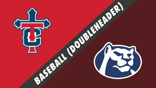 Freshman/JV Baseball Doubleheader: Te...