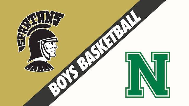 Boys Basketball: Salmen vs Newman