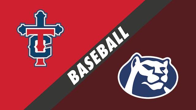 Baseball: Teurlings Catholic vs St. T...