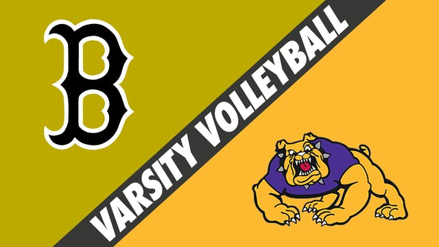 Varsity Volleyball: Berwick vs Lutcher