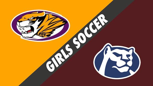 Girls Soccer: Westgate vs St. Thomas More