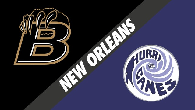New Orleans: Bonnabel vs S. Plaquemines