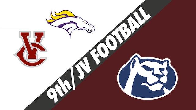 9th Grade/JV Football: St. Thomas More